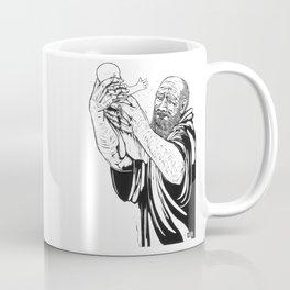 Simeon with Christ Coffee Mug
