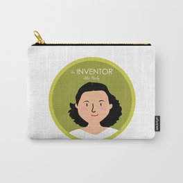 An Inventor like Hedy Lamarr Carry-All Pouch