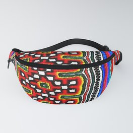 Hill Tribe Textile Fanny Pack
