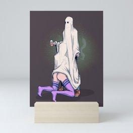 Boo Job Mini Art Print