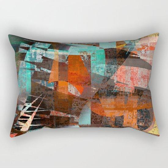 absolutely Rectangular Pillow