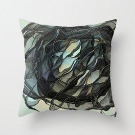 Shade of Life Throw Pillow
