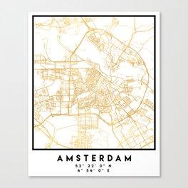 Amsterdam netherlands city street map art art print by deificusart amsterdam netherlands city street map art canvas print publicscrutiny Images