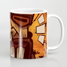 Happy Tiki Coffee Mug