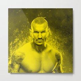 Randy Orton - Celebrity Metal Print