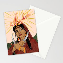 Khatarnaak Stationery Cards