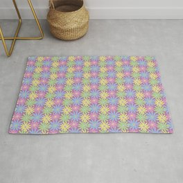 Daiseez-Coolio Colors Rug