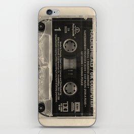 Crushing Sound 01 - A side iPhone Skin