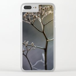 Golden Light Clear iPhone Case