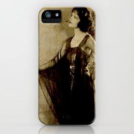 Constance Talmadge iPhone Case