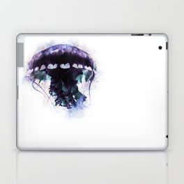 Celestial Jellyfish (Light) Laptop & iPad Skin