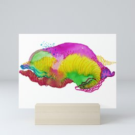 after you Mini Art Print
