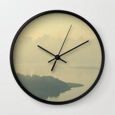 Powai Lake Wall Clock