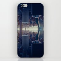 inception iPhone & iPod Skins featuring Inception by Thomas Richter
