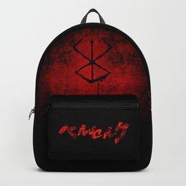 Black Marked Berserk Backpack