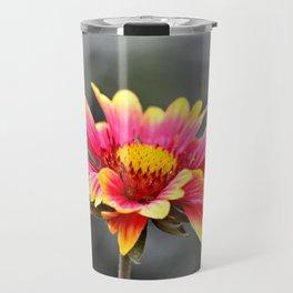 Sun in Bloom Travel Mug