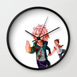 My feelings towards sdr2 Wall Clock