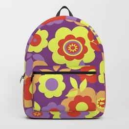 Eilin's Spring Flowers 20 Backpack