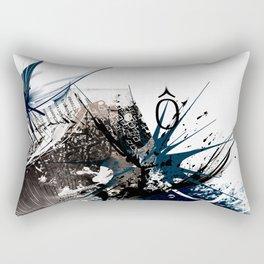 O Chaos Rectangular Pillow