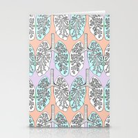 lungs Stationery Cards featuring Lungs by Charlotte Goodman