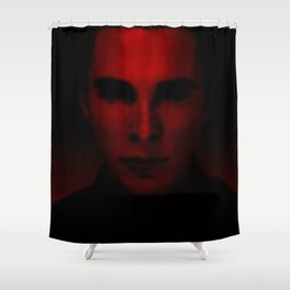 Equipsycho Shower Curtain