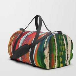 Birch Tree Stitch Duffle Bag