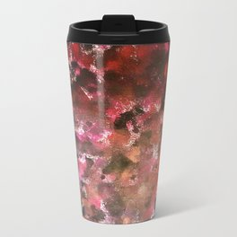 Abstract #7 - Remnants of Past Lovers Travel Mug