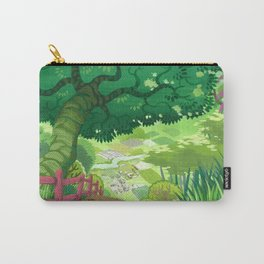 Path to Town Carry-All Pouch