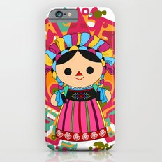 Maria 3 (Mexican Doll) iPhone 6s Slim Case