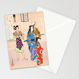 Mizuno Toshikata - Top Quality Art - Shampoo Stationery Cards