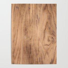 Wood Grain #575 Poster