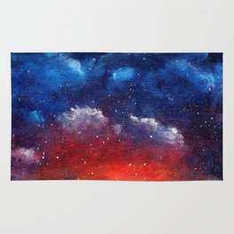 Explosions In The Sky Rug