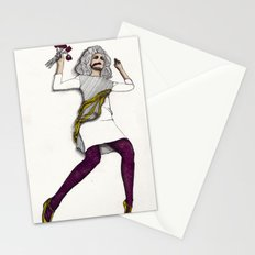 Fashion Illustration - Patterns and Prints - Part 5 Stationery Cards