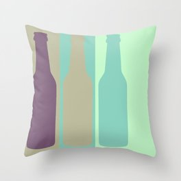 Neither Here Nor There Throw Pillow