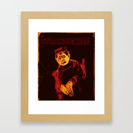 Benny Framed Art Print