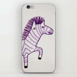 Z ZEBRA iPhone Skin