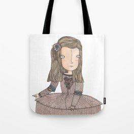 Menina Tote Bag