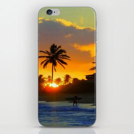 BEACH LIFE iPhone Skin