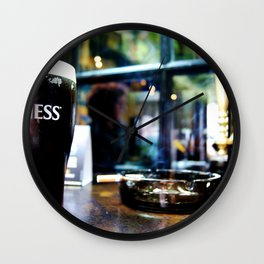 It's Time for A Pint Wall Clock