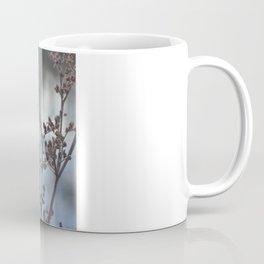 Winter Cow Parsley, Fine Art Photographic Print. Home Decor Coffee Mug