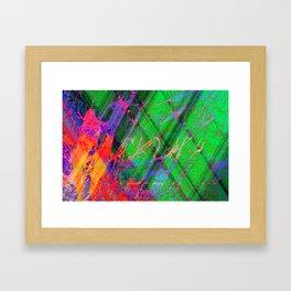 free your mind 2 Framed Art Print