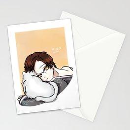 Mystic Messenger - Jaehee (Elizabeth 3rd series) Stationery Cards