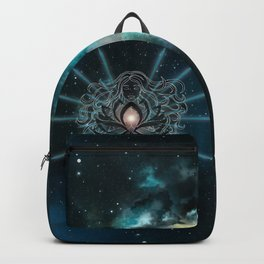 Emanate love Chakra Backpack