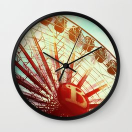 It was lovely Wall Clock