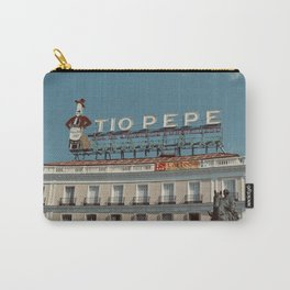 TIO PEPE Carry-All Pouch