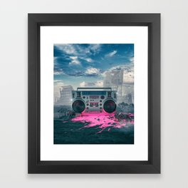 APOCALYPSE FRESH (everyday 11.01.17) Framed Art Print