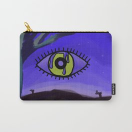 Night for Blue Carry-All Pouch