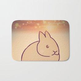 Rabbit-187 Bath Mat