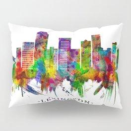 Lexington Kentucky Skyline Pillow Sham