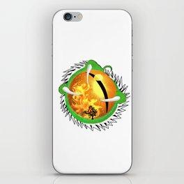 Jade Dragon's Eye iPhone Skin